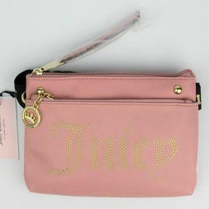 NWT $69 Juicy Couture Womens Desert Light Belt Bag